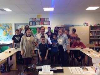 Une visite au Collège Pablo Neruda
